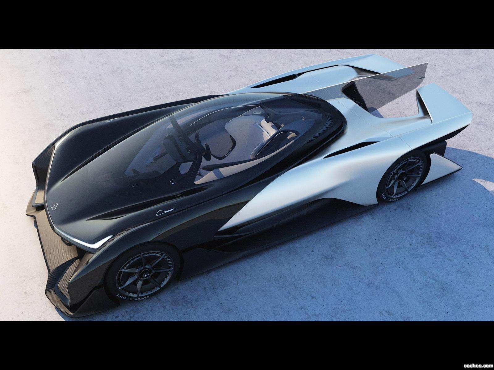 Foto 0 de Faraday Future Zero 1 2016