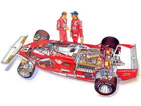 Ver foto 11 de Ferrari Formaula 1 312T2 F12 1977