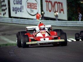 Ver foto 1 de Ferrari Formaula 1 312T2 F12 1977