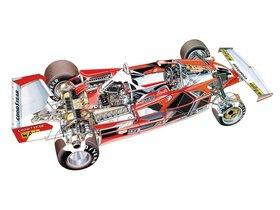 Ver foto 10 de Ferrari Formaula 1 312T2 F12 1977