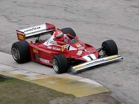 Ver foto 7 de Ferrari Formaula 1 312T2 F12 1977