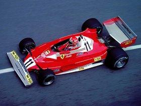 Ver foto 4 de Ferrari Formaula 1 312T2 F12 1977