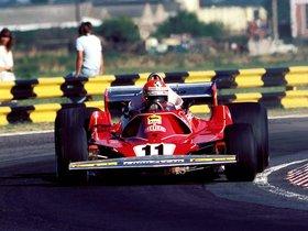 Ver foto 3 de Ferrari Formaula 1 312T2 F12 1977