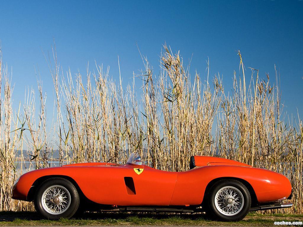 Foto 4 de Ferrari 121LM Scaglietti Spider 1955