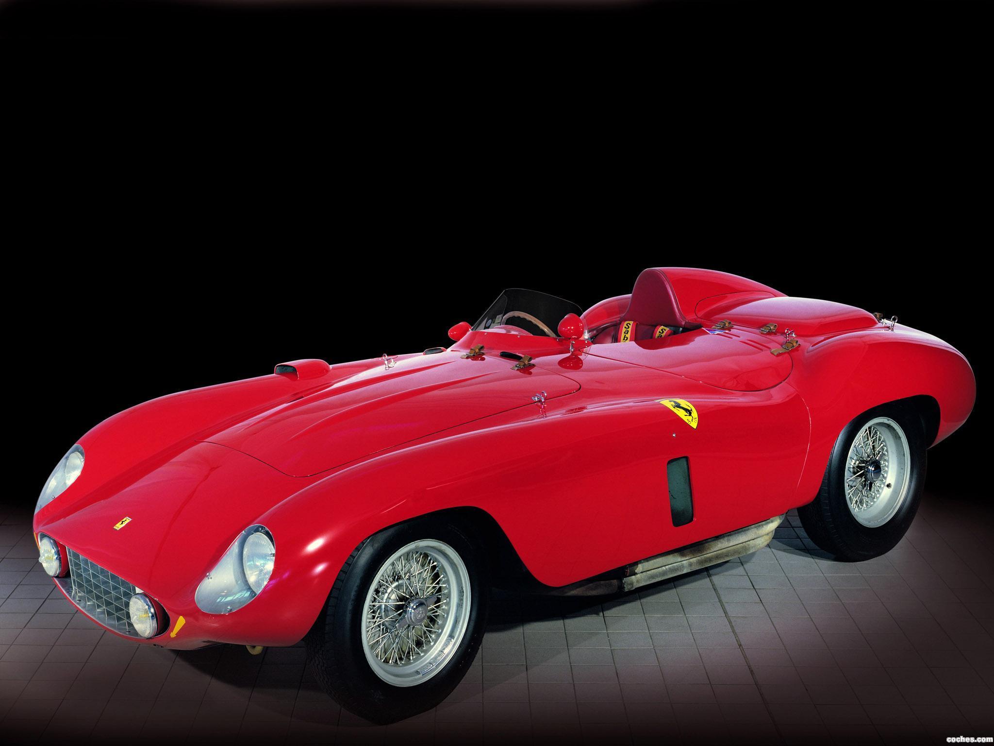 Foto 3 de Ferrari 121LM Scaglietti Spider 1955