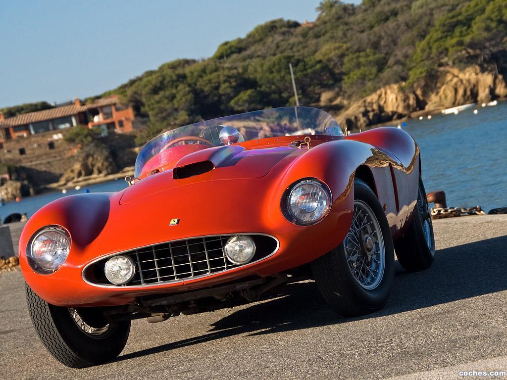 Foto 0 de Ferrari 121LM Scaglietti Spider 1955