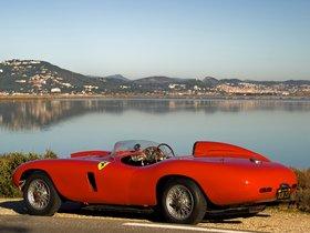 Ver foto 2 de Ferrari 121LM Scaglietti Spider 1955