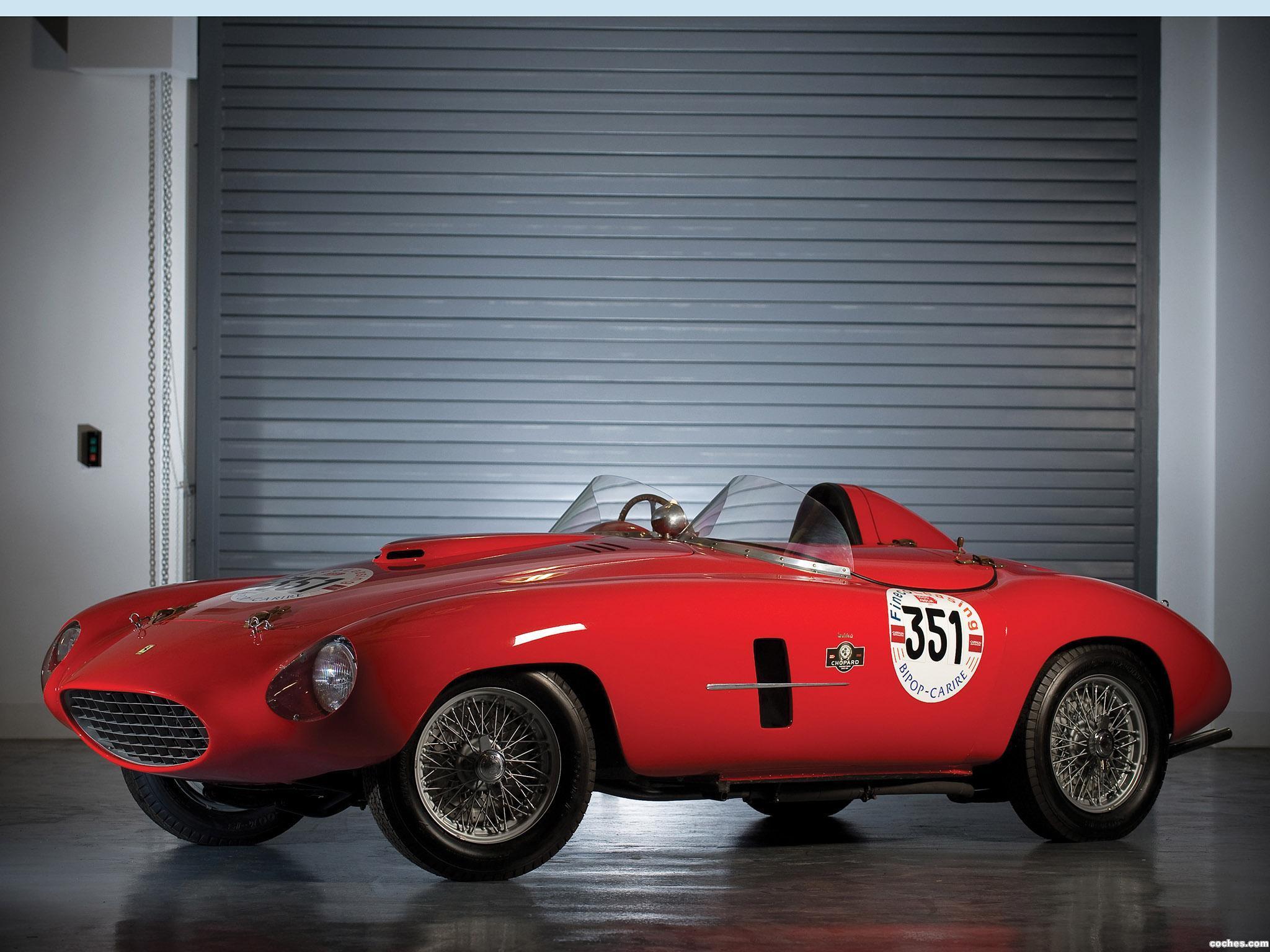 Foto 0 de Ferrari 166 MM Spider Scaglietti 1953