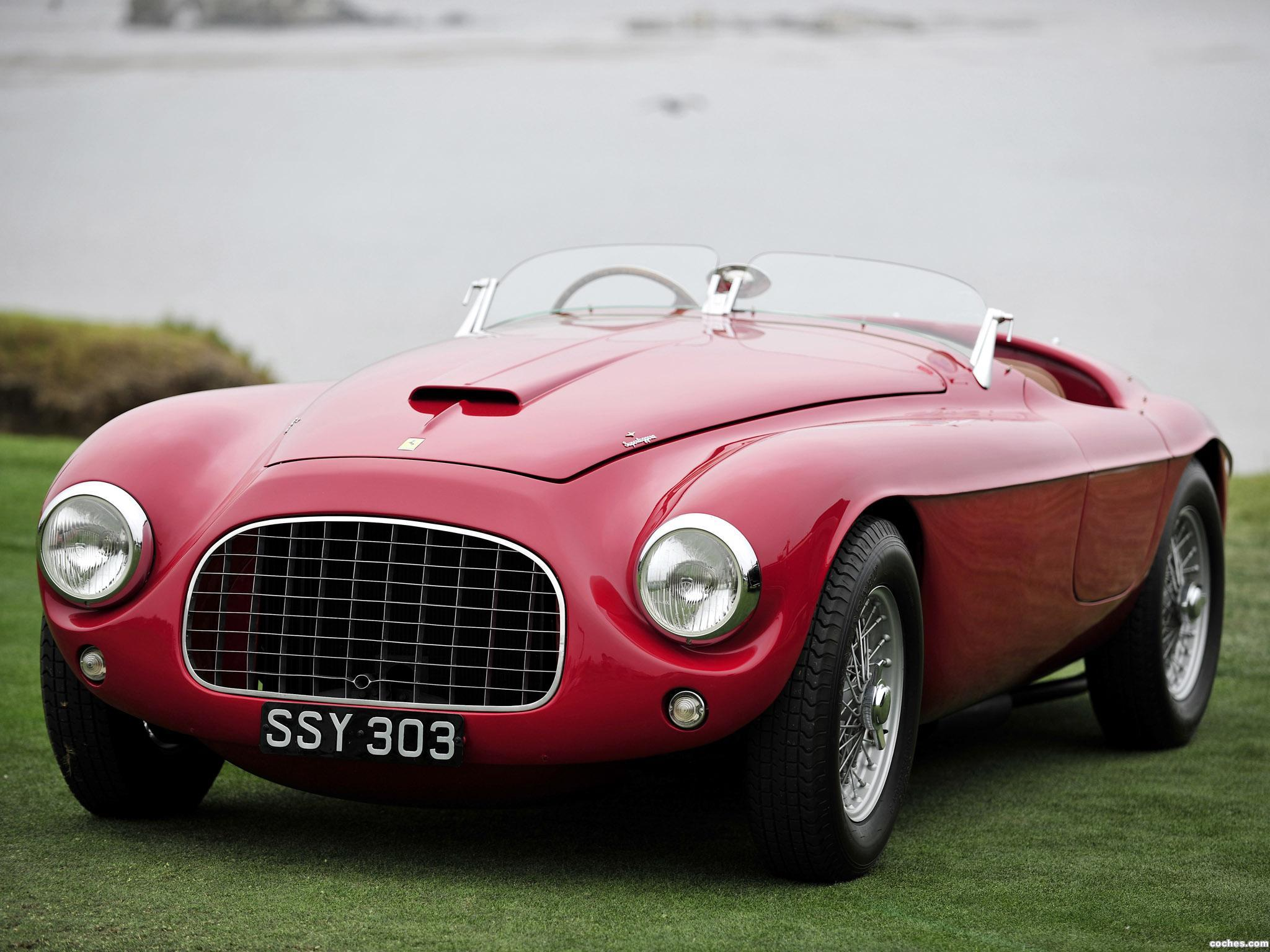 Foto 0 de Ferrari 166 MM Touring Barchetta 1948