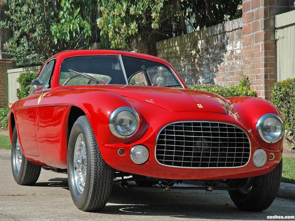 Foto 0 de Ferrari 212 Inter Berlinetta 1950