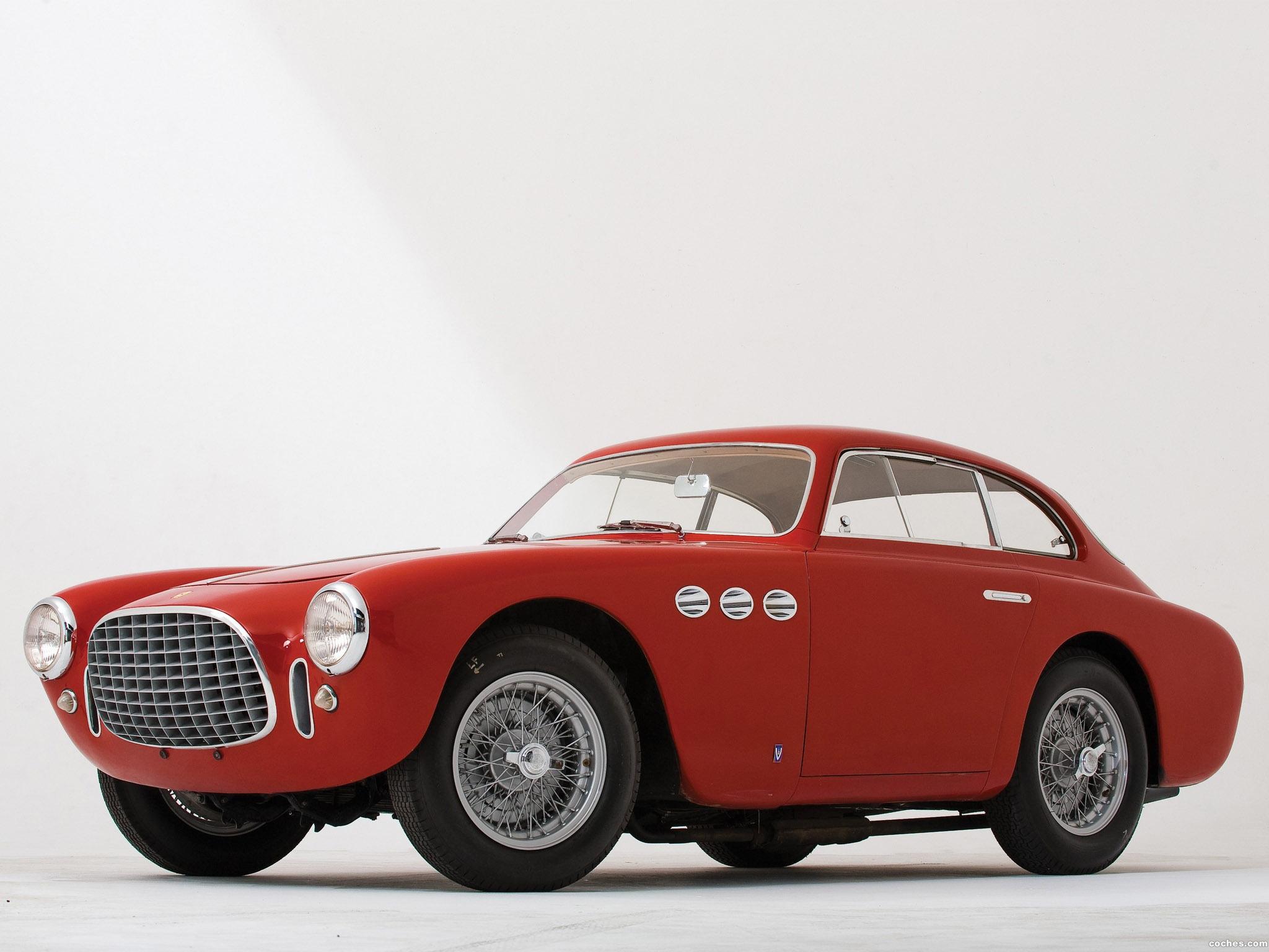 Foto 0 de Ferrari 225 S Berlinetta 1952