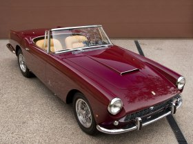 Ver foto 3 de Ferrari 250 GT Cabriolet Serie II by Pininfarina 1960