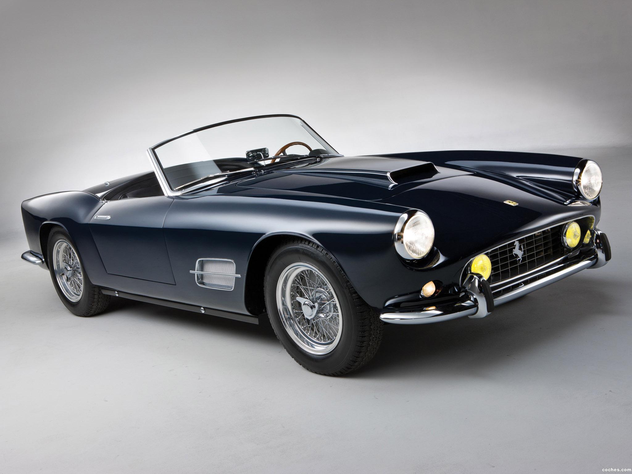 Foto 0 de Ferrari 250 GT LWB California Spyder 1957