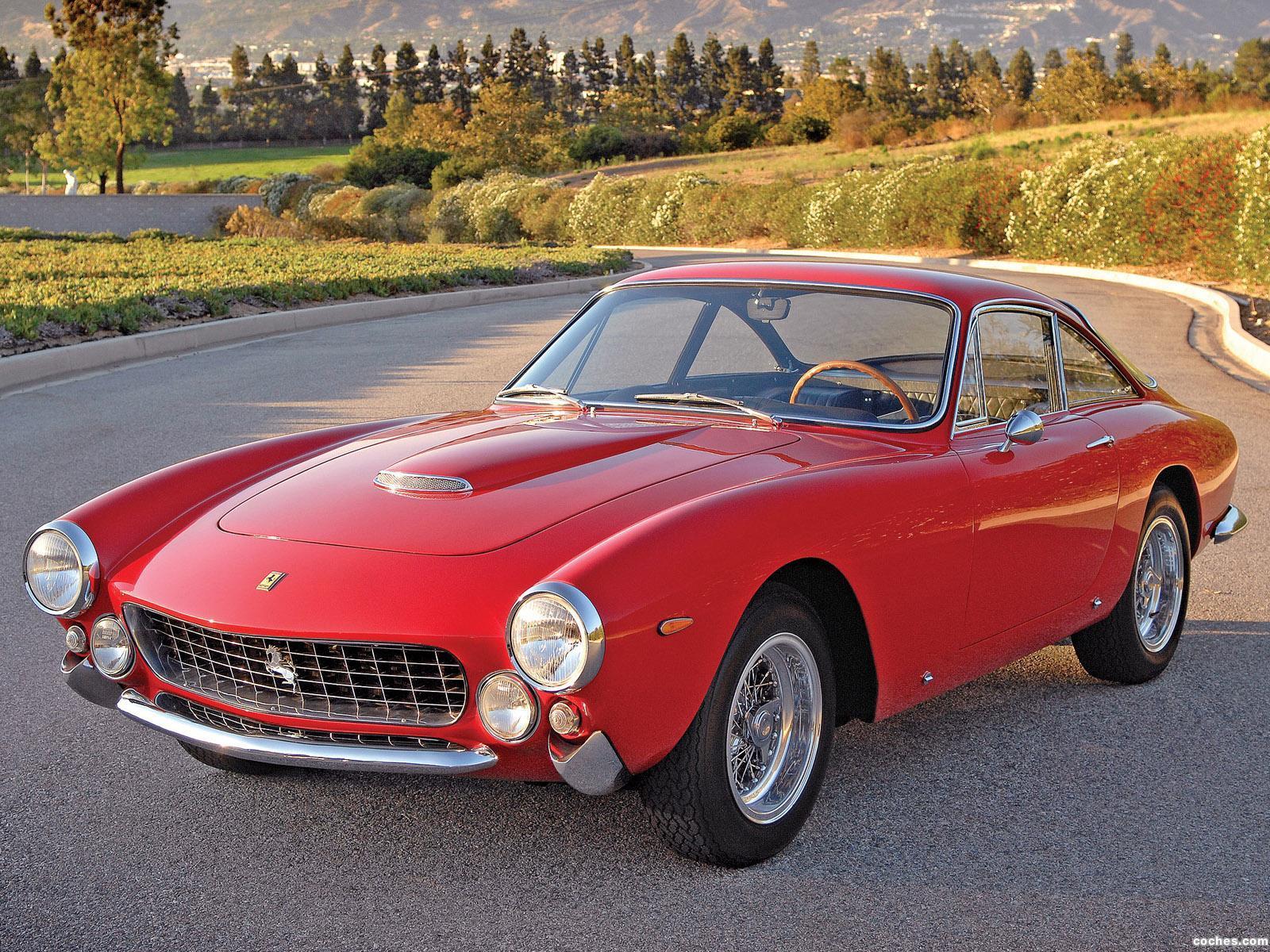 Foto 0 de Ferrari 250 GT Lusso Berlinetta Pininfarina 1962