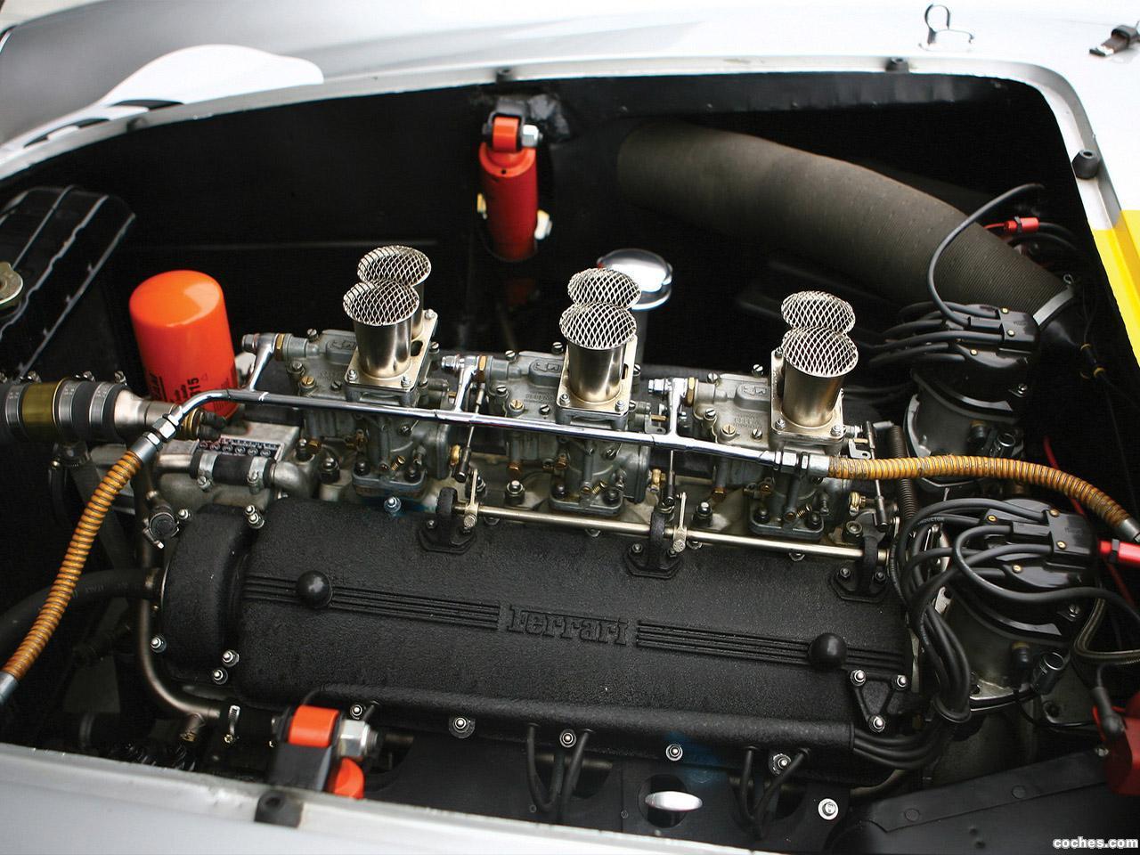 Foto 3 de Ferrari 250 GT Lusso Competizione 1962