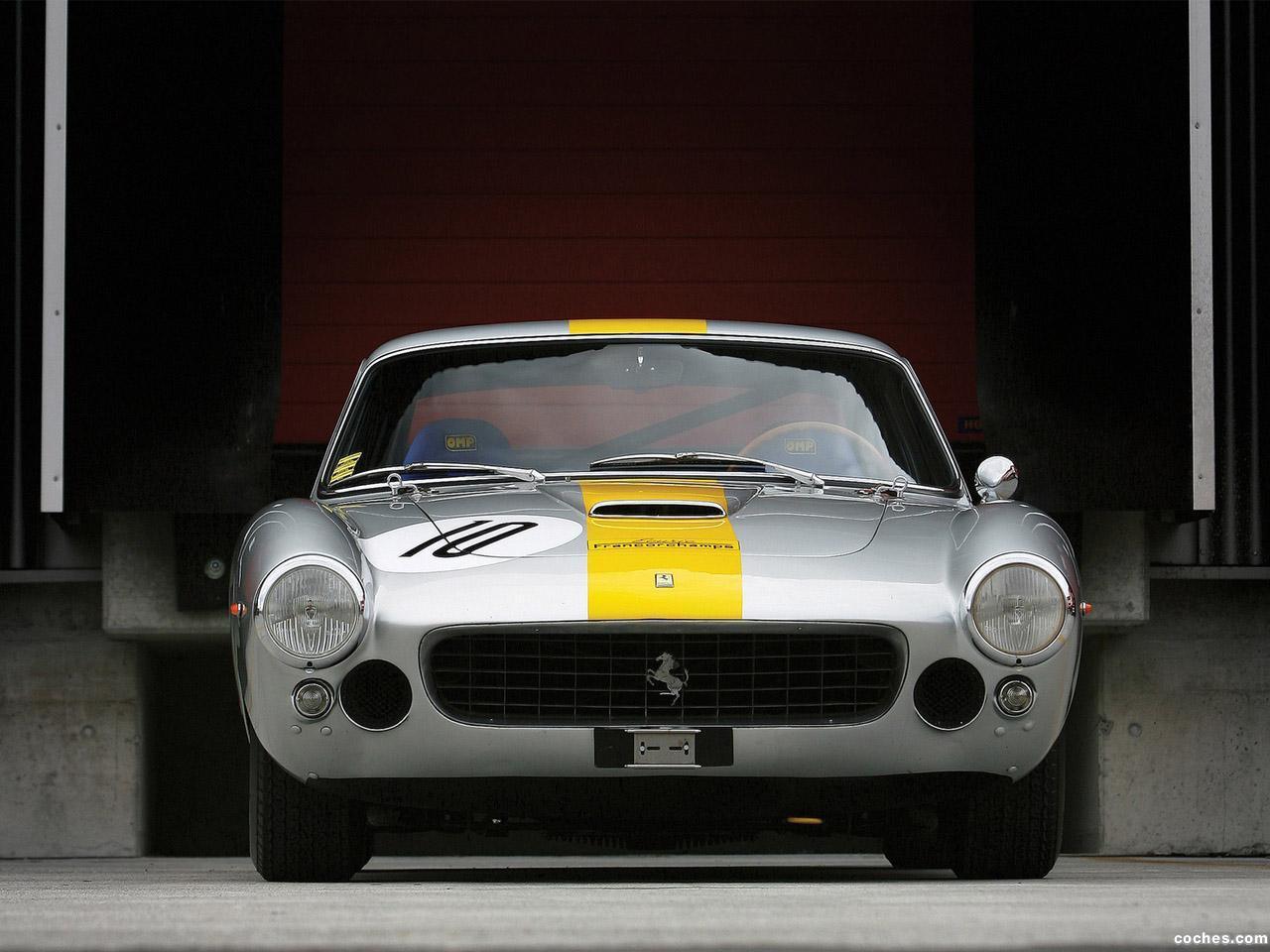 Foto 2 de Ferrari 250 GT Lusso Competizione 1962