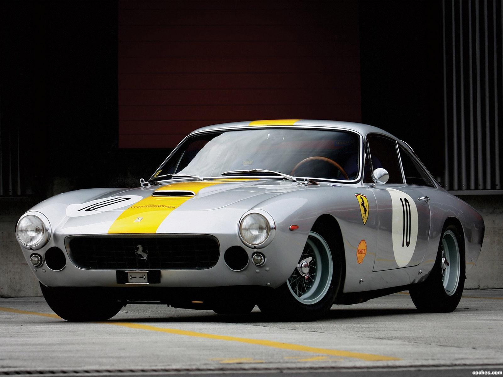 Foto 0 de Ferrari 250 GT Lusso Competizione 1962