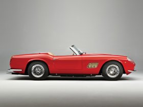 Ver foto 3 de Ferrari 250 GT SWB California Spyder 1960
