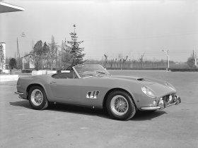 Ver foto 11 de Ferrari 250 GT SWB California Spyder 1960
