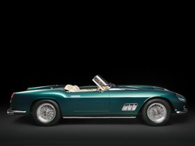 Ver foto 19 de Ferrari 250 GT SWB California Spyder 1960