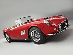 Ver foto 16 de Ferrari 250 GT SWB California Spyder 1960