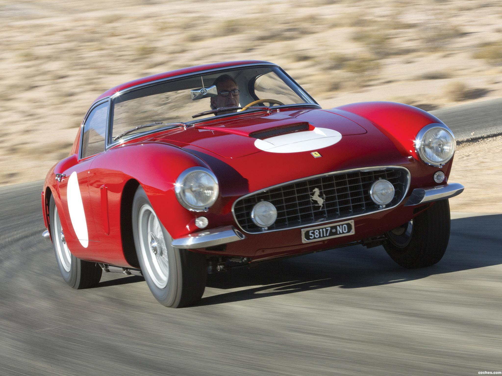 Foto 0 de Ferrari 250 GT SWB Competizione Pininfarina 1960