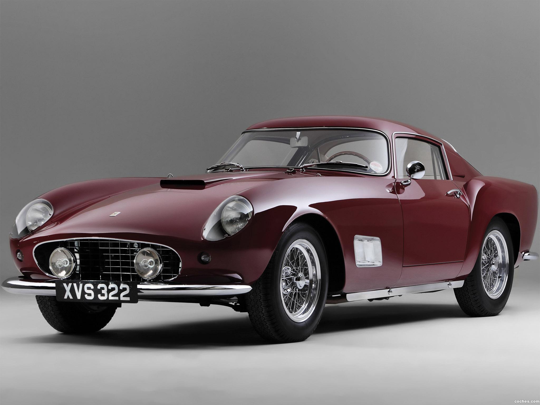 Foto 0 de Ferrari 250 GT Tour de France 1956