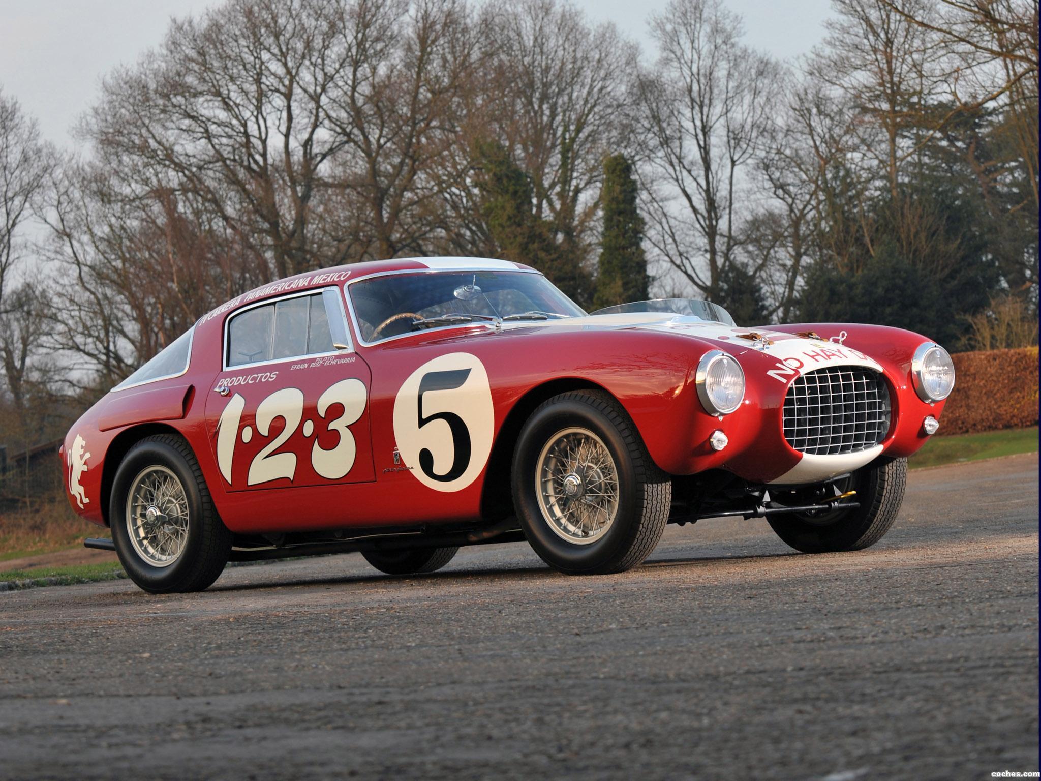 Foto 0 de Ferrari 250 MM Berlinetta Pininfarina 1953