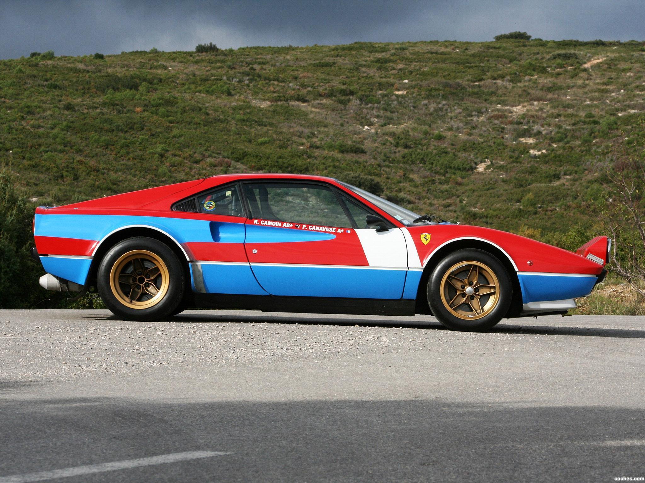 Foto 7 de Ferrari 308 GTB Group 4 Michelotto 1978