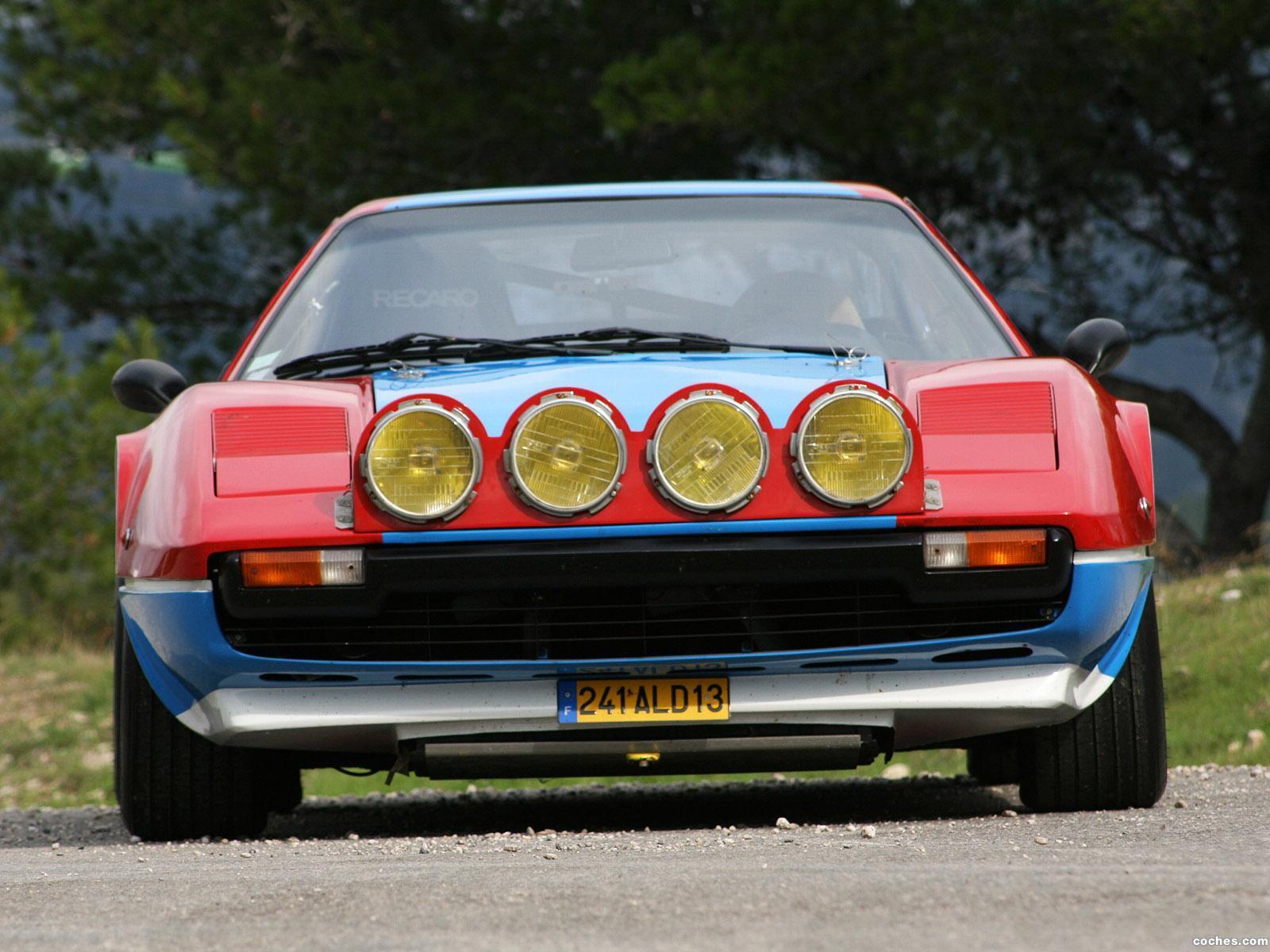Foto 3 de Ferrari 308 GTB Group 4 Michelotto 1978