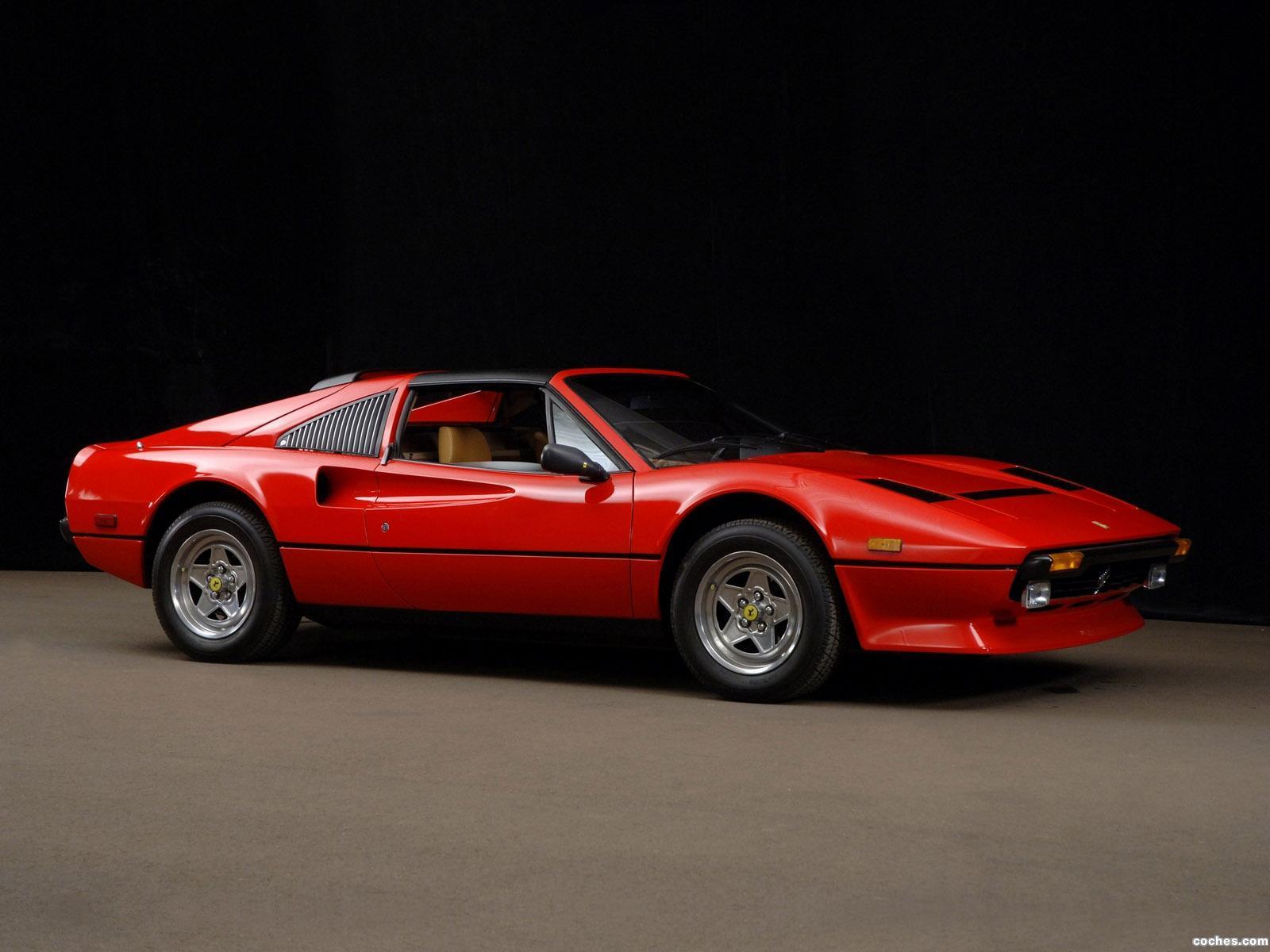 Foto 0 de Ferrari 308 GTSi Quattrovalvole 1982