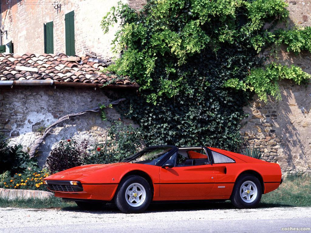 Foto 0 de Ferrari 308 GTSi 1980