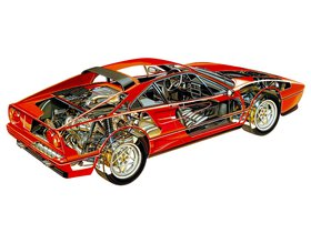Ver foto 8 de Ferrari 328 GTB Turbo 1986