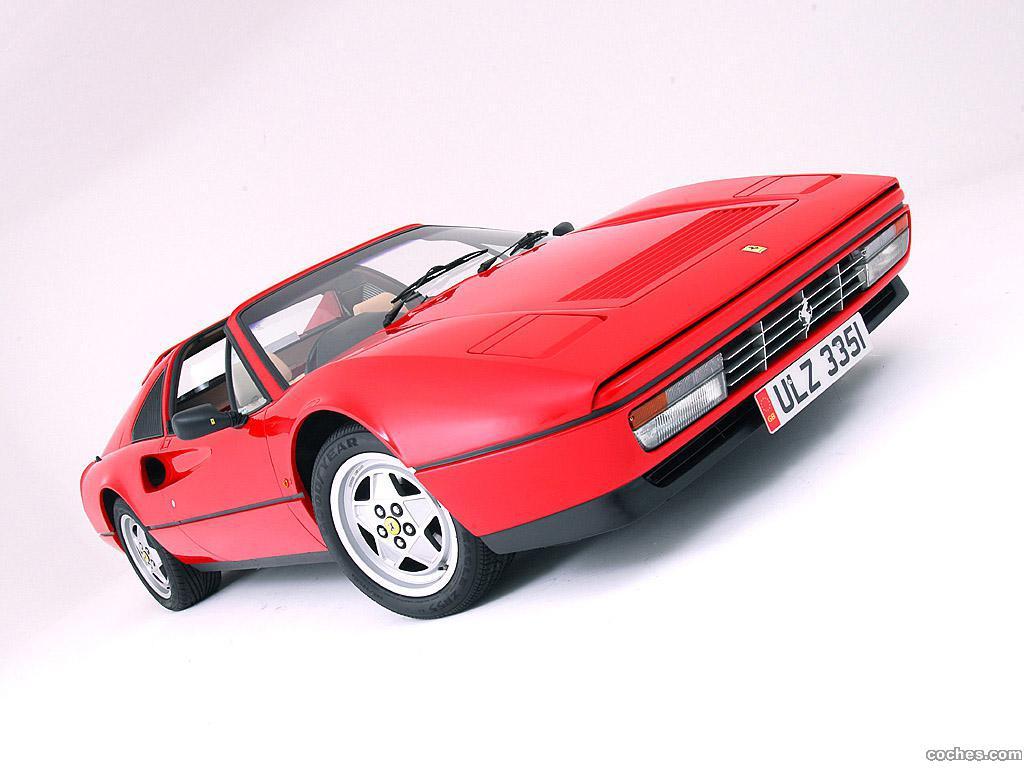Foto 0 de Ferrari 328 GTS UK 1985