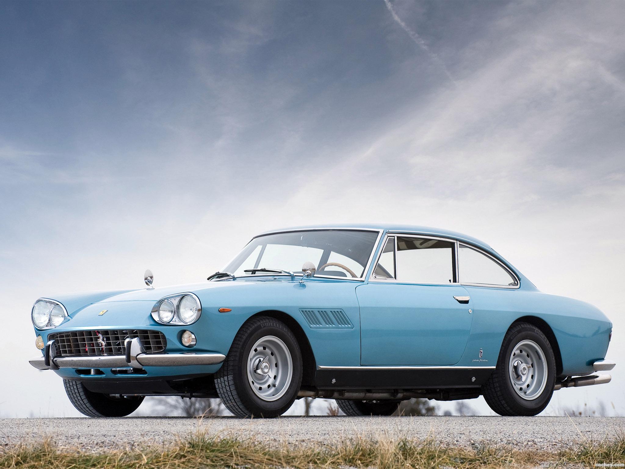 Foto 0 de Ferrari 330 GT Series I 1963