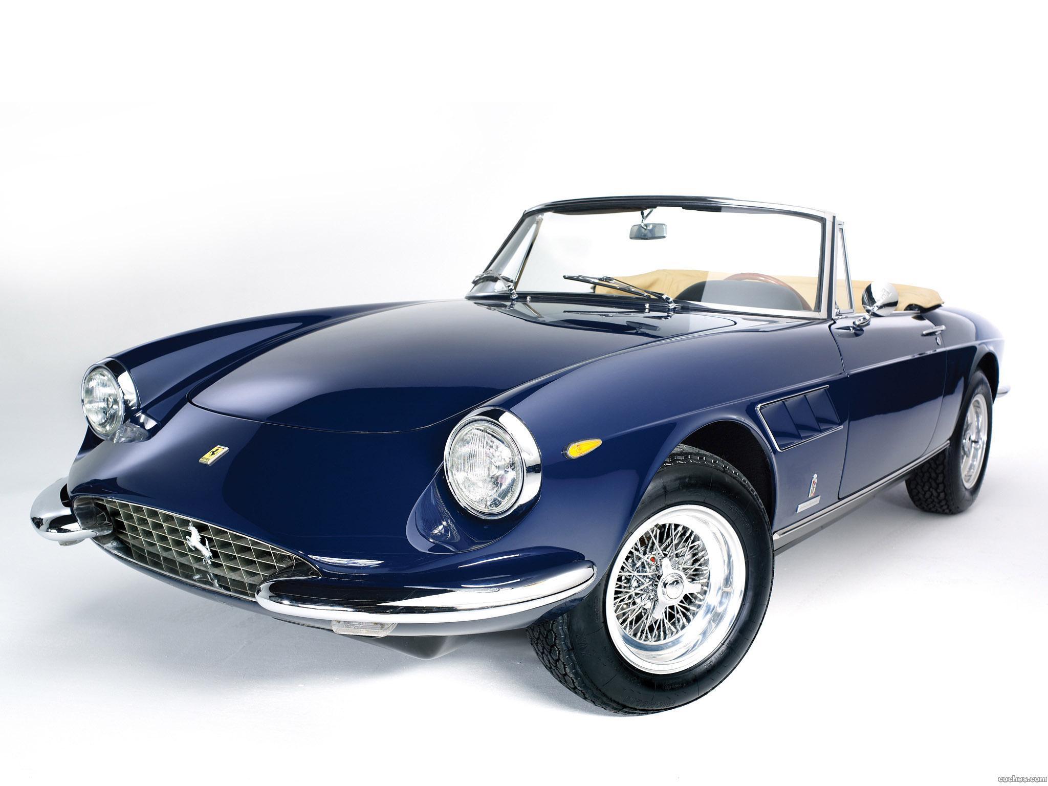 Foto 0 de Ferrari GTS 1967-1968