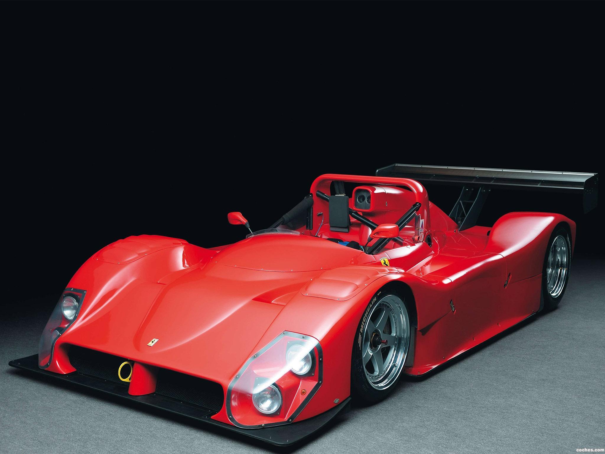 Foto 0 de Ferrari 333 SP 1993