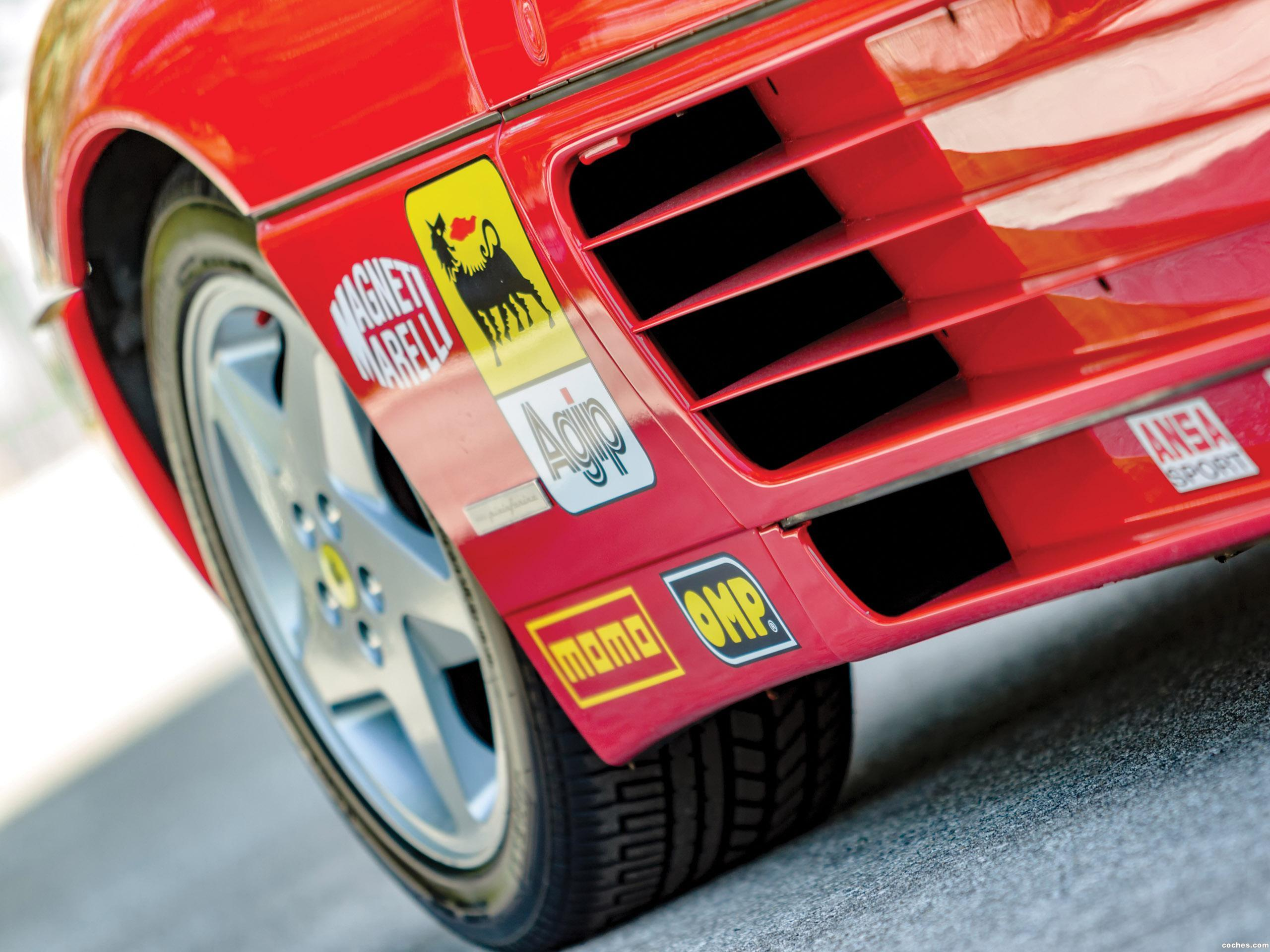 Foto 13 de Ferrari 348 Challenge 1993