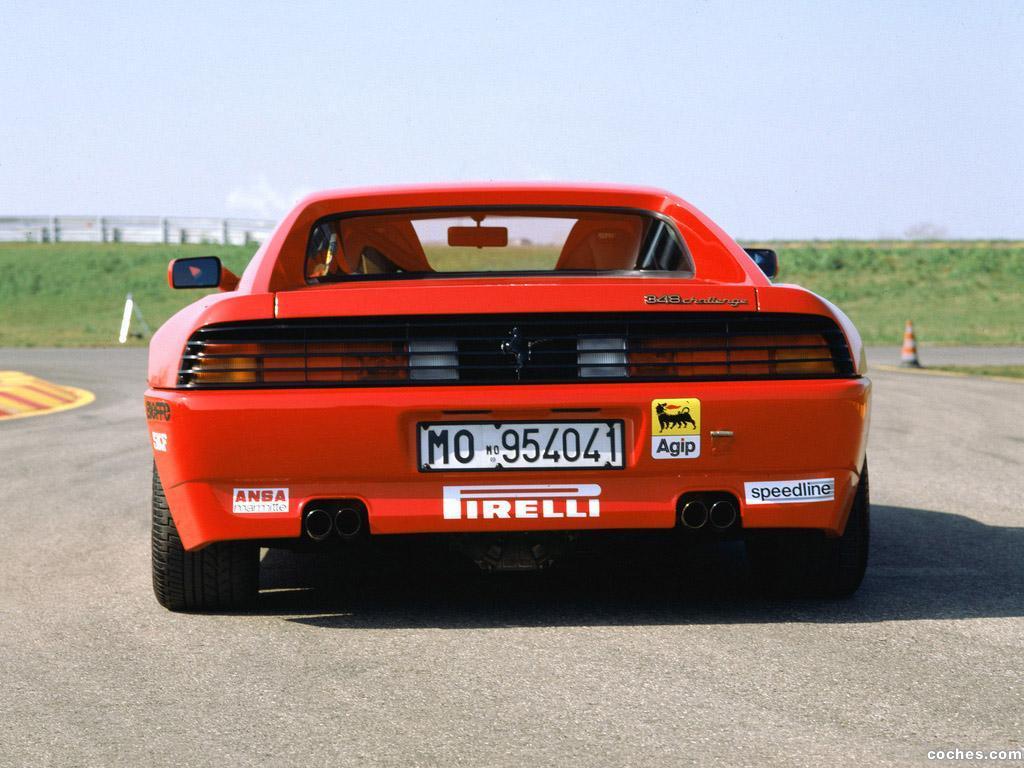 Foto 7 de Ferrari 348 Challenge 1993