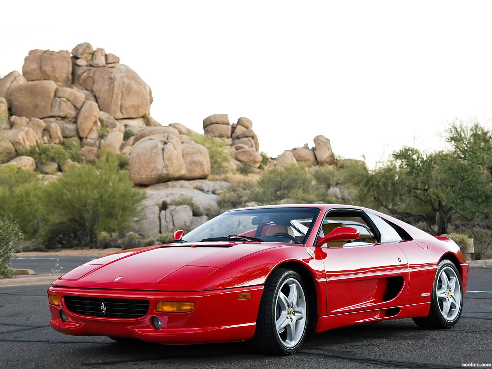Foto 0 de Ferrari 355 Berlinetta 1994