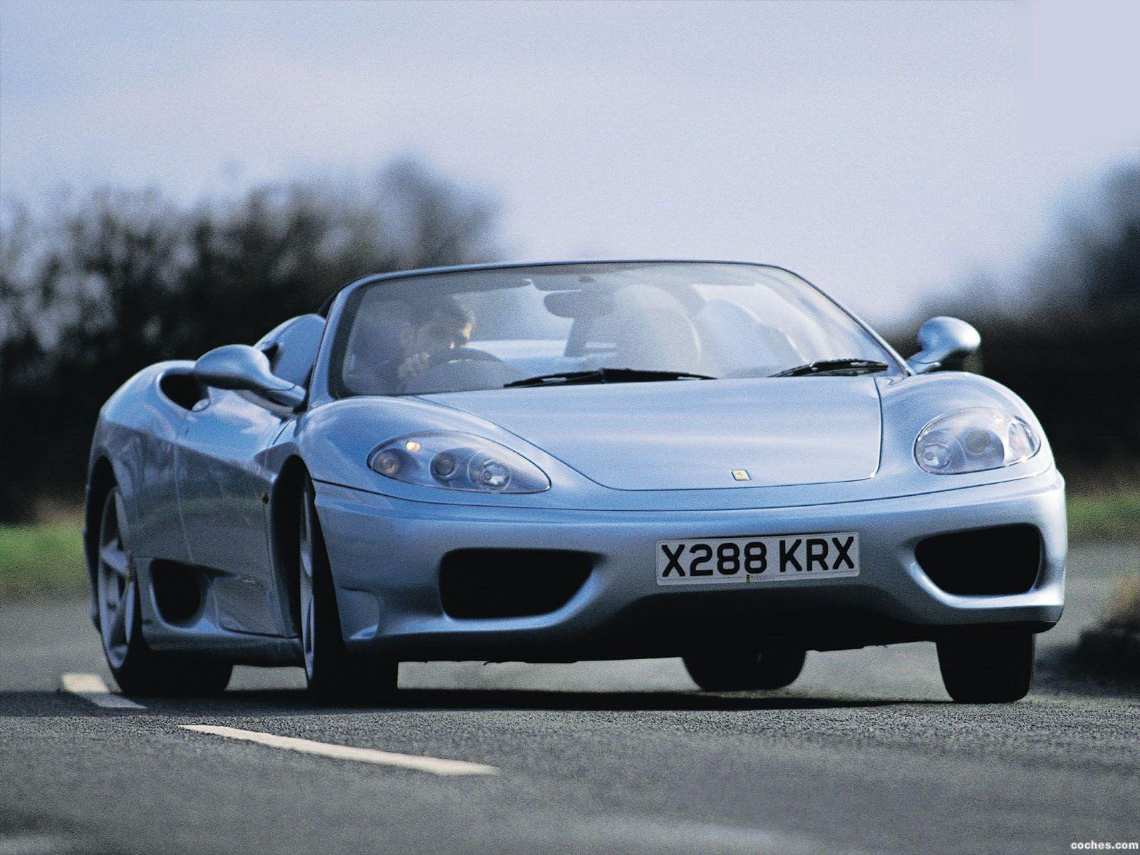 Foto 0 de Ferrari 360 Spyder 2001