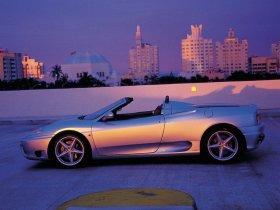 Ver foto 16 de Ferrari 360 Spyder 2001