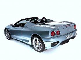 Ver foto 6 de Ferrari 360 Spyder 2001