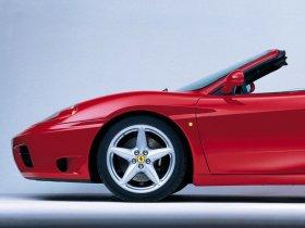 Ver foto 3 de Ferrari 360 Spyder 2001