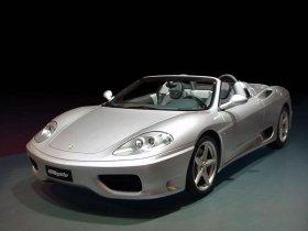 Ver foto 2 de Ferrari 360 Spyder 2001