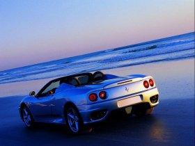 Ver foto 14 de Ferrari 360 Spyder 2001