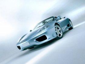Ver foto 12 de Ferrari 360 Spyder 2001