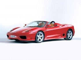 Ver foto 11 de Ferrari 360 Spyder 2001