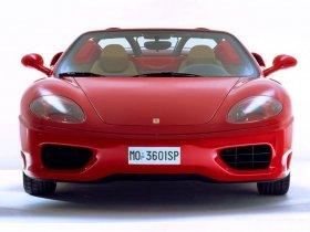 Ver foto 10 de Ferrari 360 Spyder 2001