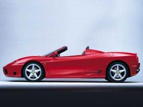 Ver foto 9 de Ferrari 360 Spyder 2001